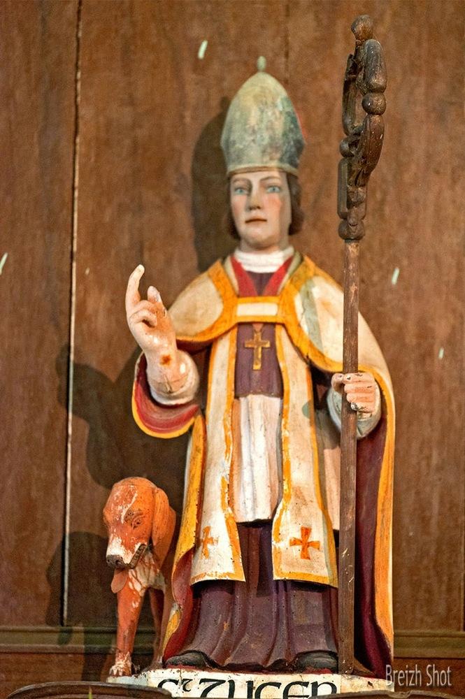 sant tugen - Chapelle de Saint Éloi - Guilligomarc'h