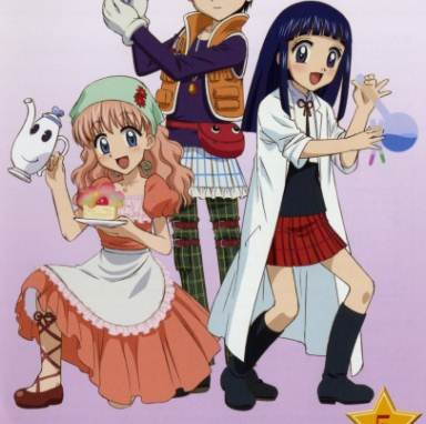 Personnages (Gakuen Alice)
