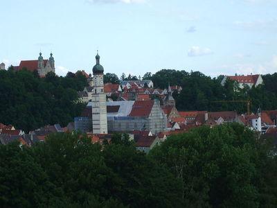 Blog de lisezmoi :Hello! Bienvenue sur mon blog!, L'Allemagne : La Bavière - Landsberg am Lech -