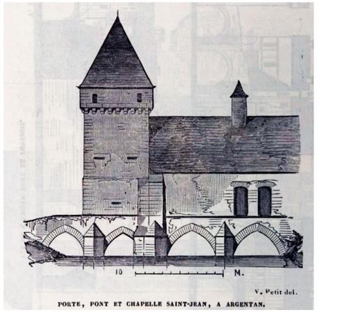LES REMPARTS D'ARGENTAN (Orne)