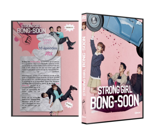 Strong Woman Do Bong-Soon / 힘쎈여자 도봉순