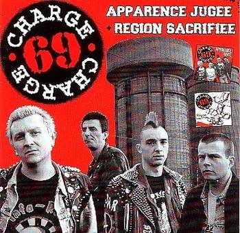charge 69 - premier album et premier maxi