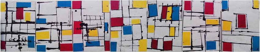 Mondrian, Mesdrian