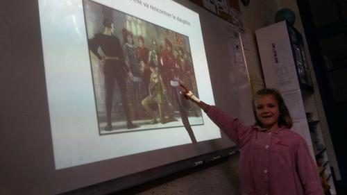 Les exposés de la classe