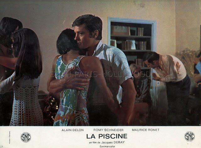 LA PISCINE - ALAIN DELON BOX OFFICE 1969