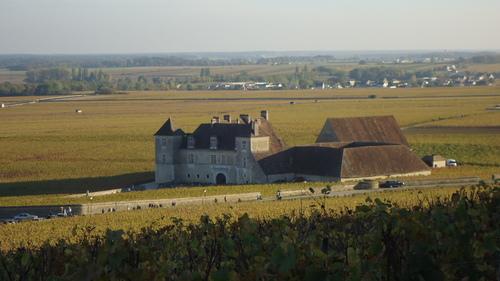 """""""Deux Châteaux et des vignes"""" - Dimanche 21 octobre 2018"""
