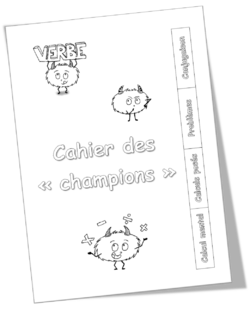 Cahier des champions