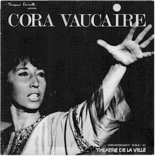 Cora Vaucaire - Les feuilles mortes - Prévert - Kosma