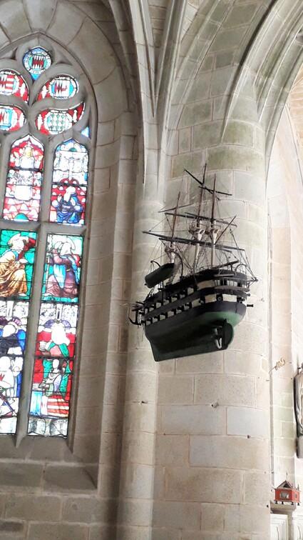 Chapelle Ste Barbe - Le Faouët (56)