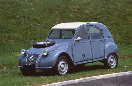 La Citroën 2cv a fêté ses 70 ans