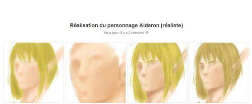 • Aldaron réaliste