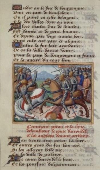 Bataille de Gerberoy 1435