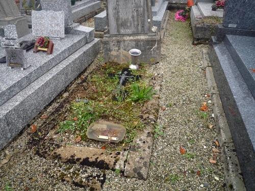Tombe de François LE GOFF et Marie Victoire ARZUL