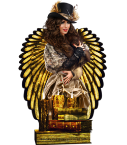 ANGE STEAMPUNK FLASH CODE INCLU