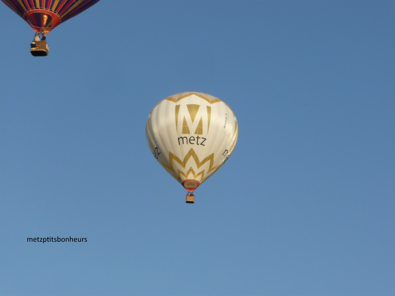 Insolites au pays des montgolfières...