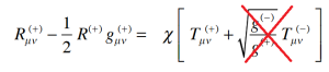 Equations Petit 1 - Approx RG