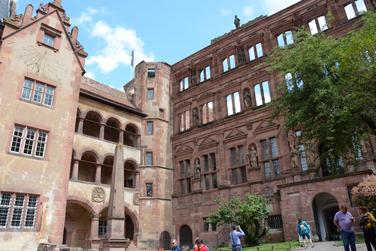Allemagne - Vallée du Neckar - été 2014
