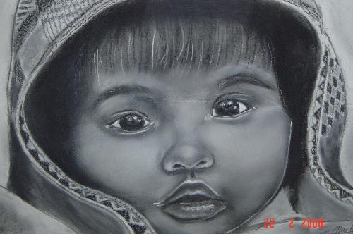 Bébé thibétain