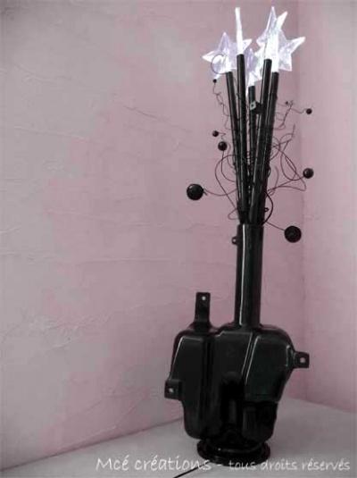 """""""Lampe Wicca"""", 2011"""