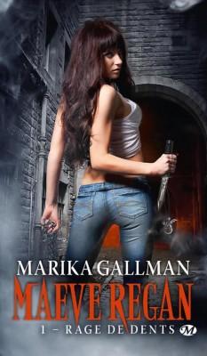 """Maeve Regan"" T.1 de Marika Gallman"