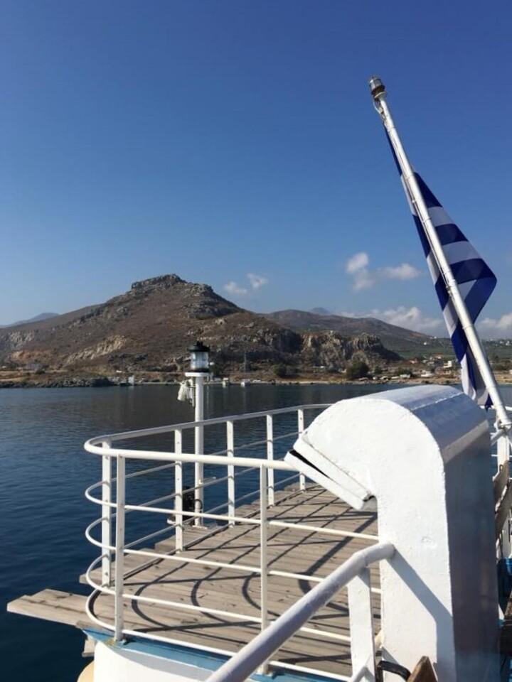 En Crète fin..