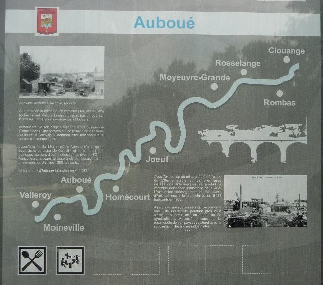 Balade à Auboué.