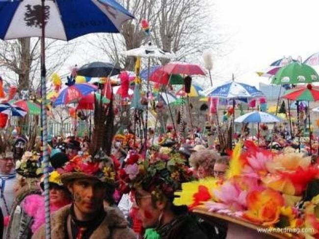 Faire chapelle...carnaval.