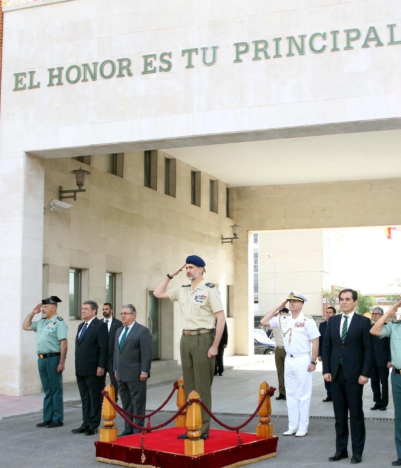 """Colegio de Guardias Jóvenes """"Duque de Ahumada"""""""