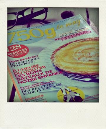 750g le mag n°3 !