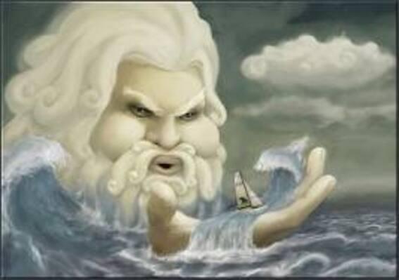 Eole, maître du vent