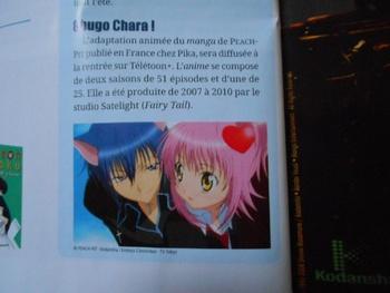 Shugo Chara enfin en France !