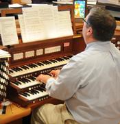 Un grand carillonneur américain à Enghien...
