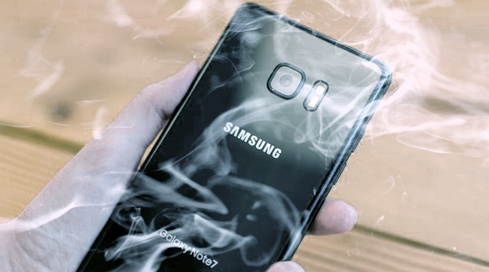 Samsung Galaxy Note :un 7 meurtrier avant un super 8...