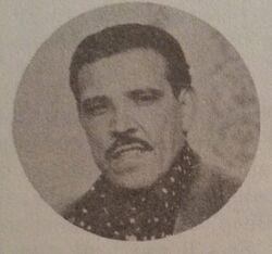 RAMDANI Mahmoud joueur, Formateur et Dirigeant du Mouloudia