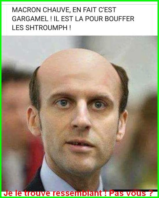 Macron et les autres ou les incorrectes du samedi.