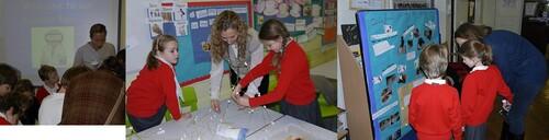 Sciences Week chez les CE1 A et B