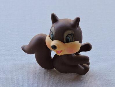 Ecureuil marron ou miniature