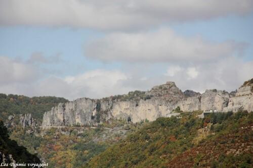 Le cirque de Navacelles et Millau