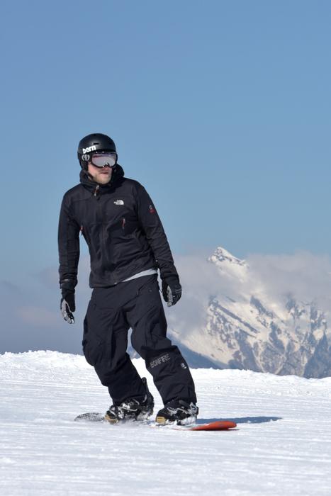 beaux masques pour le ski