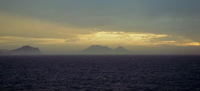 La mer sans fin, différente et toujours la même...
