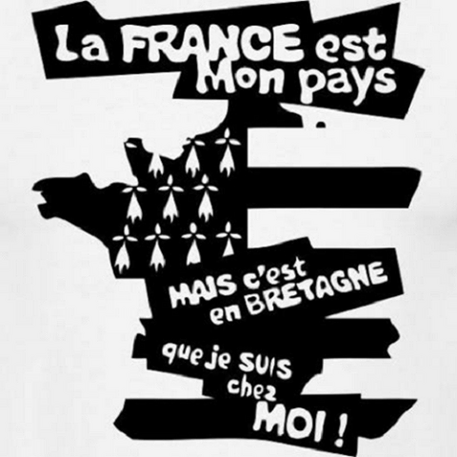 La France vue par les Bretons