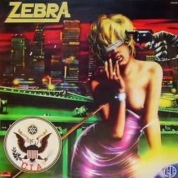 Zebra - C.I.A. - Complete LP
