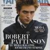 Robert Patinson dans le Vanity Fair italien