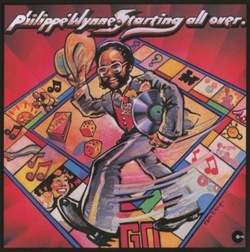 Philippe Wynne - Starting All Over - Complete LP