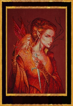 La reine des fées, Nimüe