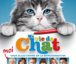 Ma vie de chat : un film fantastique à voir en famille !