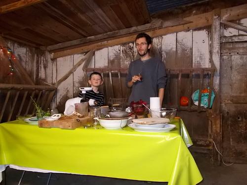 Atelier jus de fruits et de légumes frais (2)
