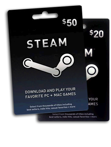 How Get Free Steam Gift Cards?