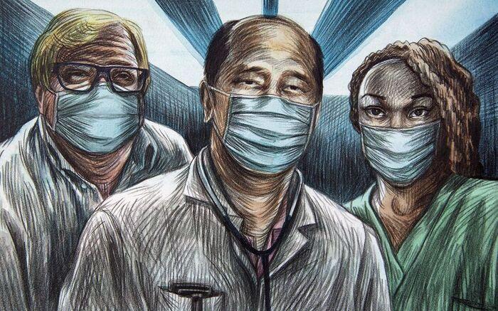 HOMMAGE. Covid-19 : ces soignants morts sur le front de l'épidémie