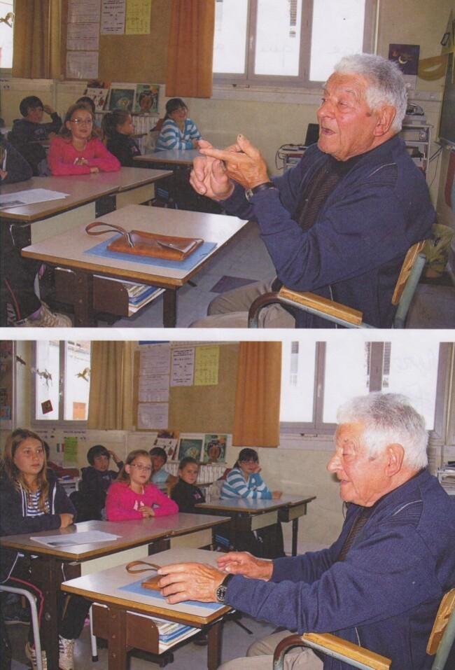 Ecole du Toulon juin 2012